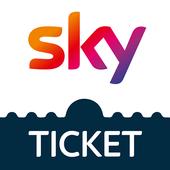 Sky Ticket Zeichen