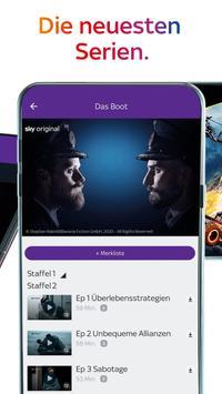 Sky Ticket screenshot 1