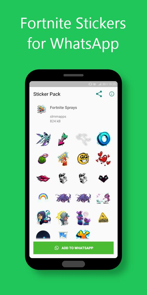 Spray Sticker for WhatsApp for Android - APK Download