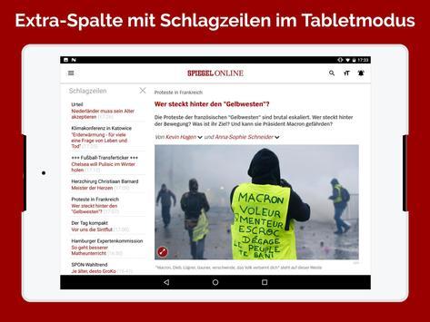 SPIEGEL ONLINE screenshot 11