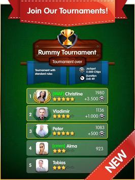 Rummy (Free, no Ads) screenshot 8