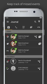 STARFACE Mobile Client screenshot 1
