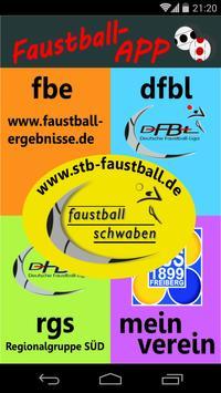 FaustballApp poster