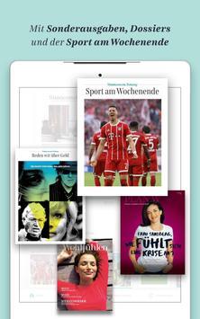 Süddeutsche Zeitung Zeitungsapp screenshot 11