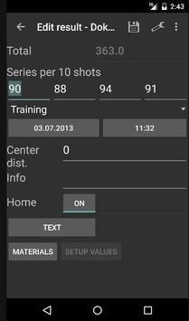 Shooting Results screenshot 3