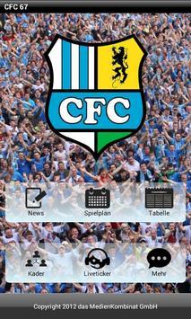 CFC-FanApp poster