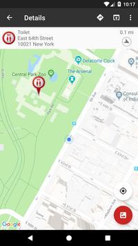 Public Toilet Finder | No. 1 Restroom Locator screenshot 1