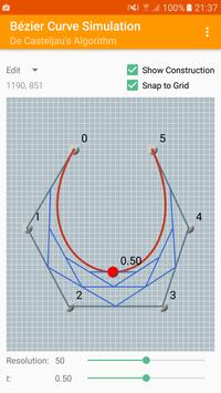 Bezier Splines Simulator for Android - APK Download