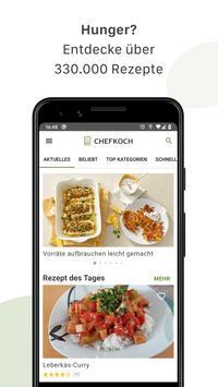 Chefkoch Plakat