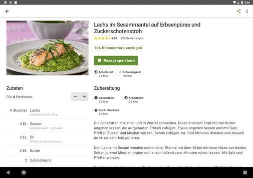 Chefkoch Screenshot 10