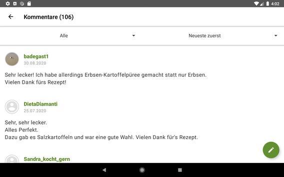 Chefkoch Screenshot 16