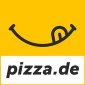 pizza.de | Food Delivery icon