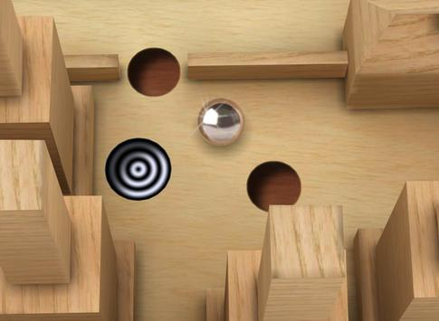 क्लासिक भूलभुलैया 3 डी - मुफ्त गेम स्क्रीनशॉट 4
