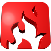 Screens on Fire icon
