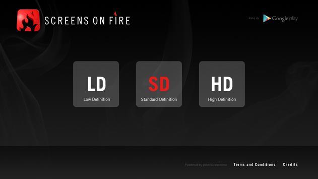 Screens on Fire screenshot 4