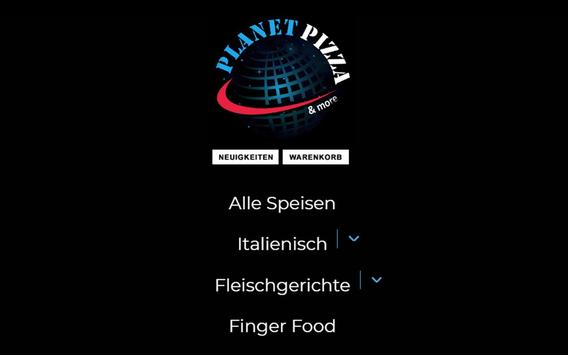 Planet Pizza (Königstein) screenshot 8