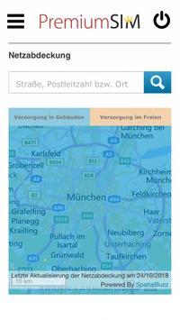 PremiumSIM Servicewelt screenshot 2
