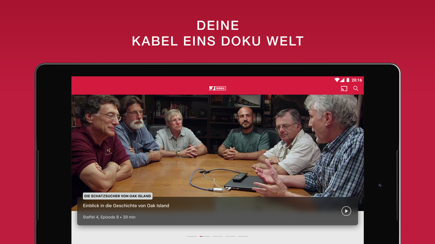 Kabel eins doku hd
