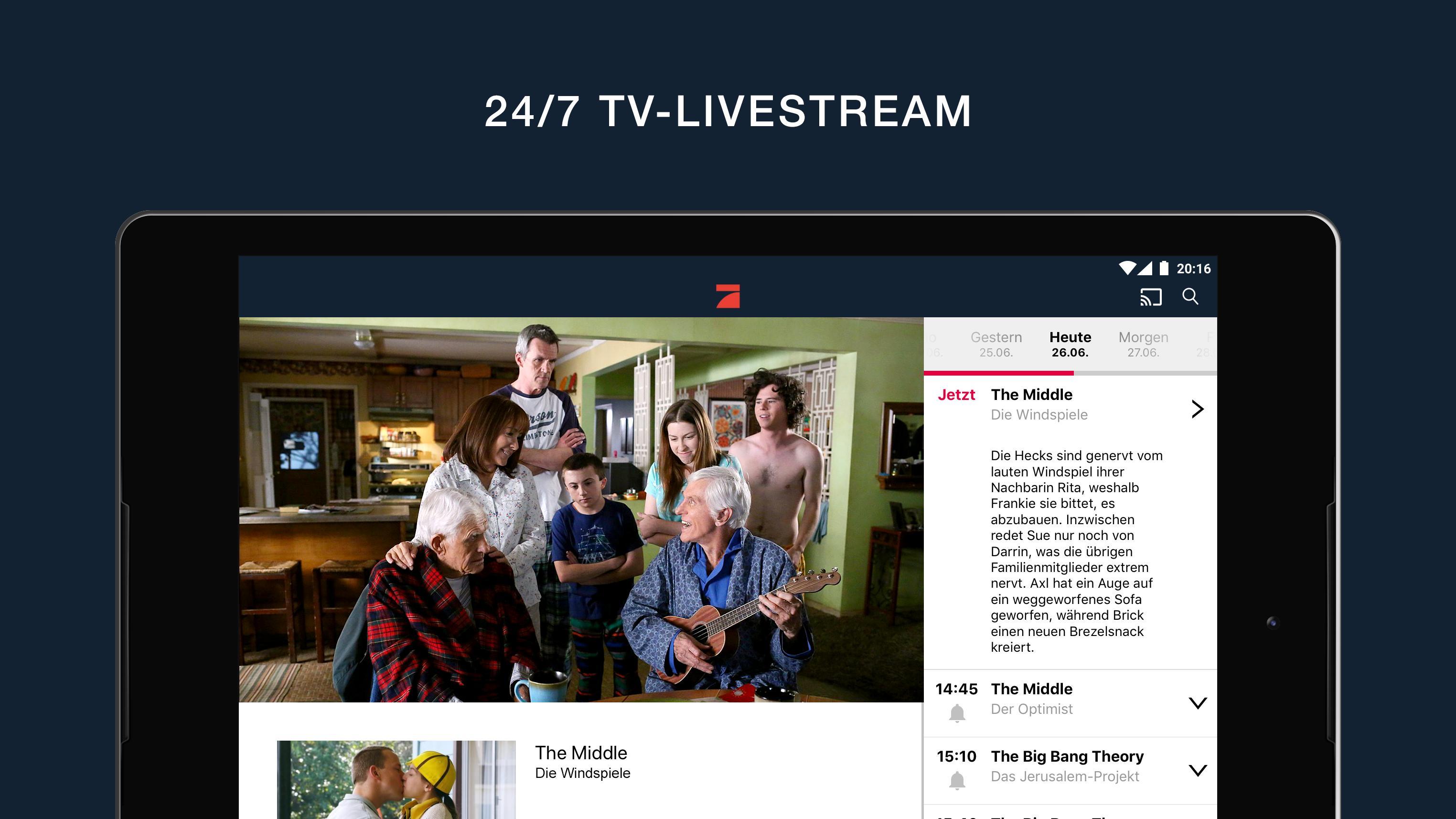 Online Fernseh Stream
