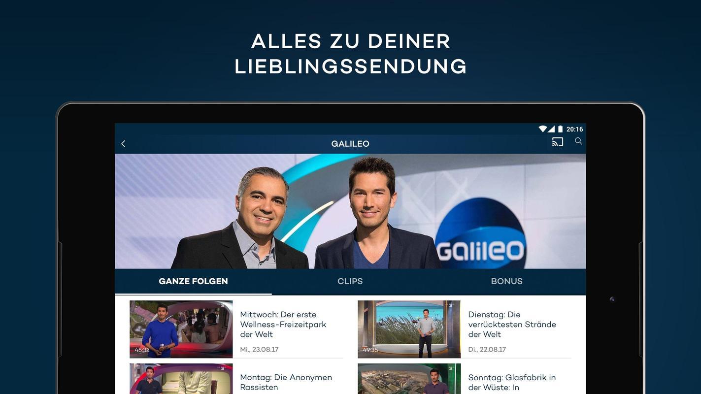 Prosieben Video Download Online