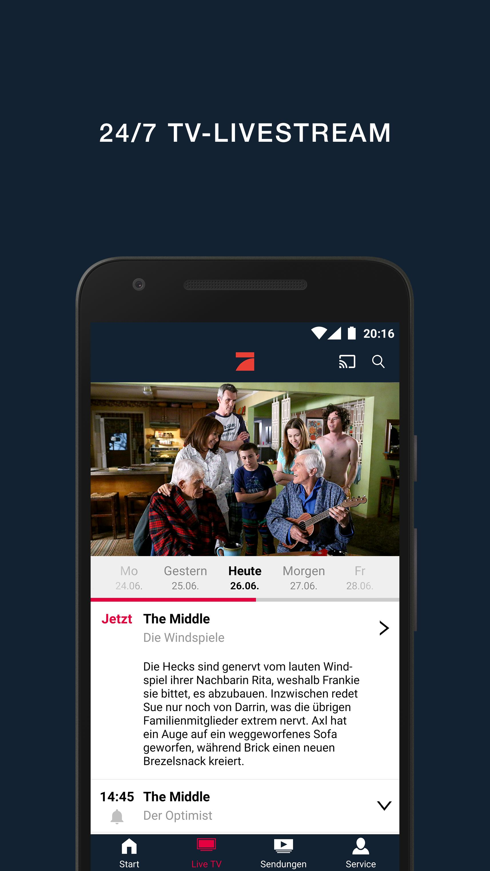 Prosieben For Android Apk Download