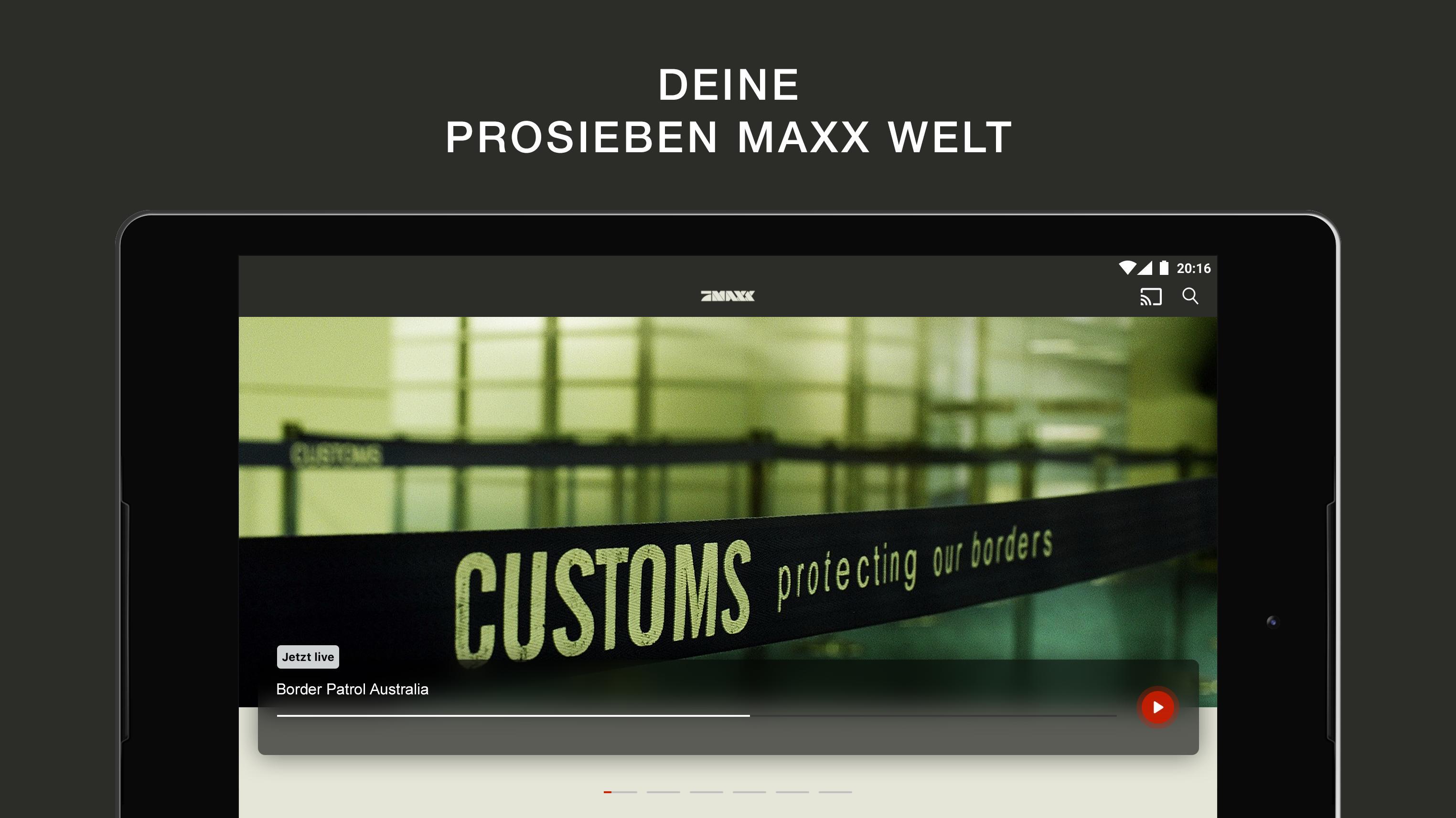 Pro Sieben Maxx Live
