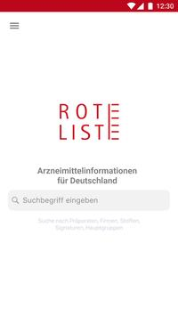 ROTE LISTE poster