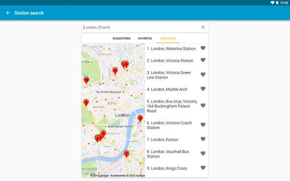Busradar screenshot 13