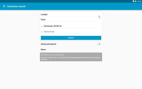 Busradar screenshot 8
