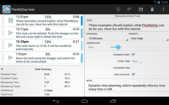 PlanMyDay screenshot 8