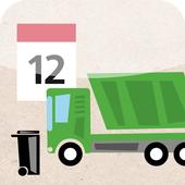 Abfall-App STL icon