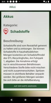 Abfall-App STL screenshot 5