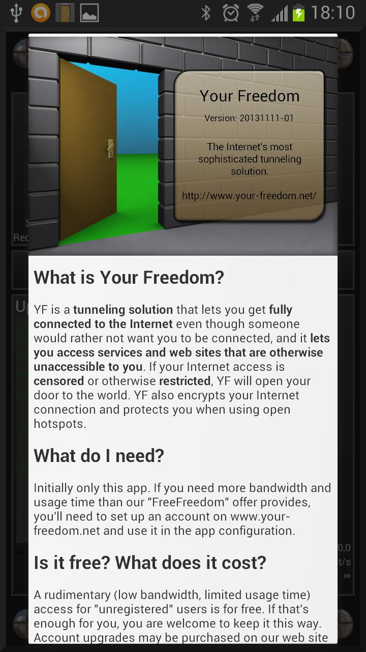 what is root access for freedom app