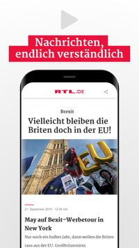 RTL.de screenshot 2
