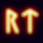 Rune writer-icoon