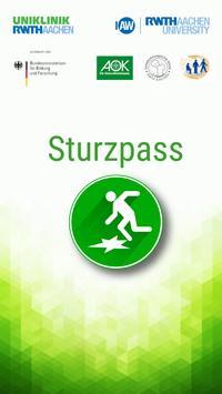 Aachener Sturzpass poster