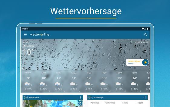 RegenRadar screenshot 14