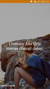 livetain poster