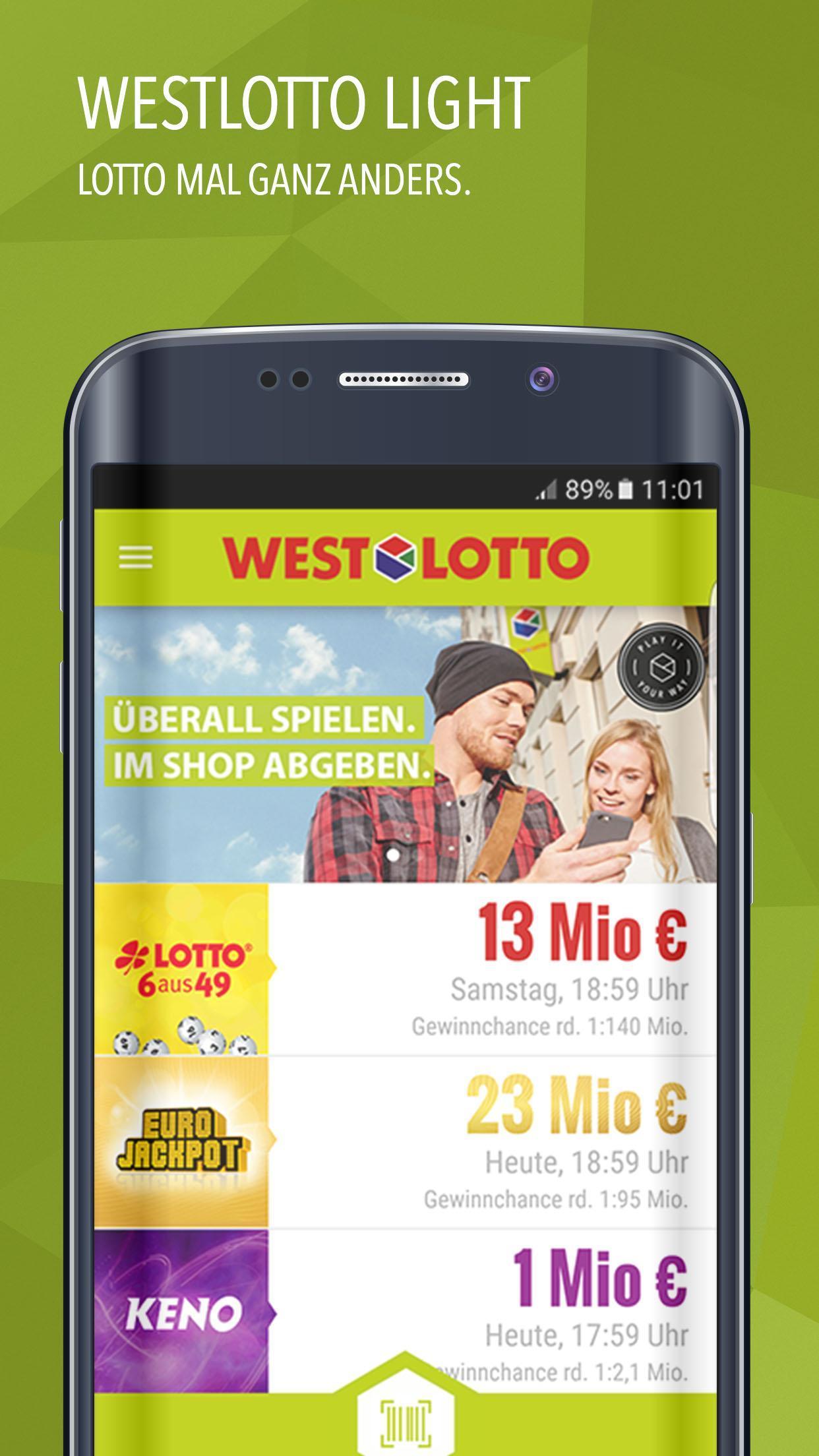 Westlotto Karte.Westlotto Light For Android Apk Download