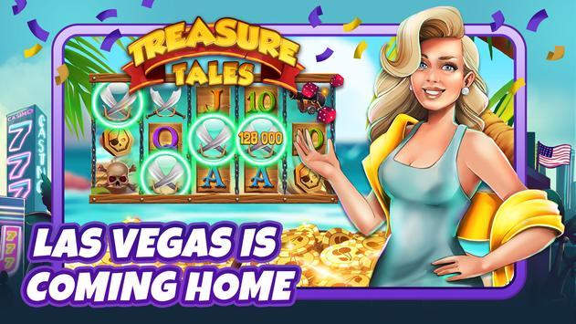 Mary Vegas - Huge Casino Jackpot & slot machines poster