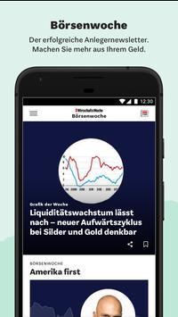 WirtschaftsWoche screenshot 3