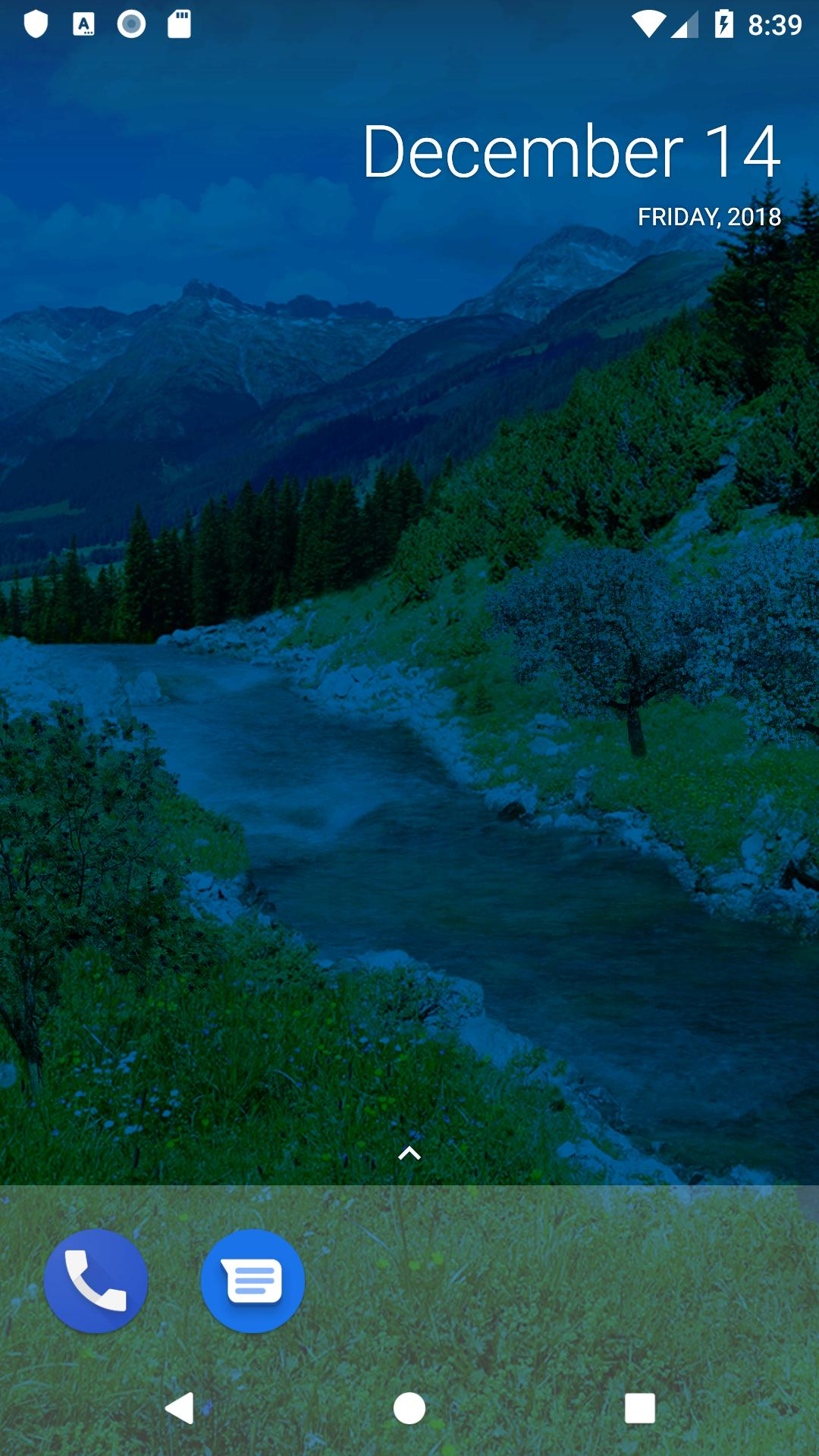 Mountain River Live Wallpaper for ...