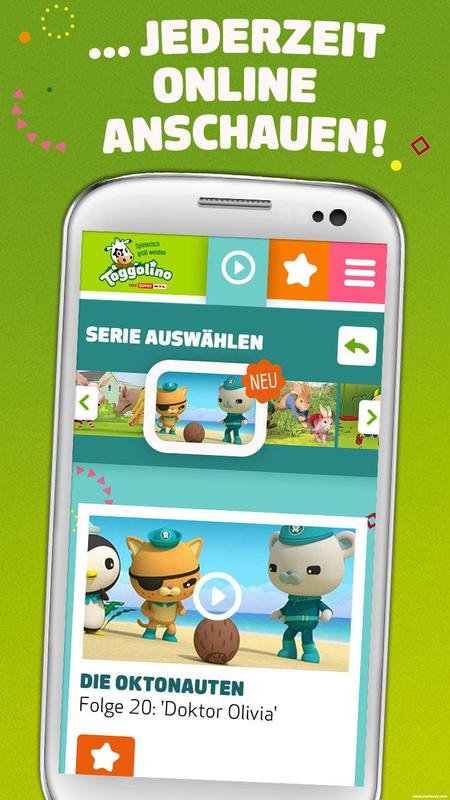 Toggolino videos for android apk download for Baumeister programm kg
