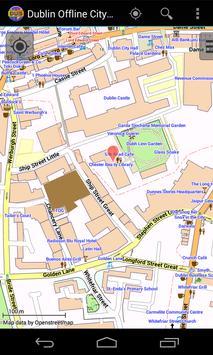 Dublin Offline City Map screenshot 4