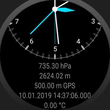 Höhenmesser Screenshot 2