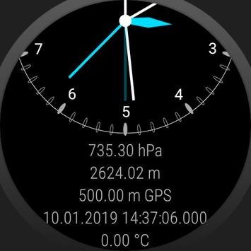 Höhenmesser Screenshot 6