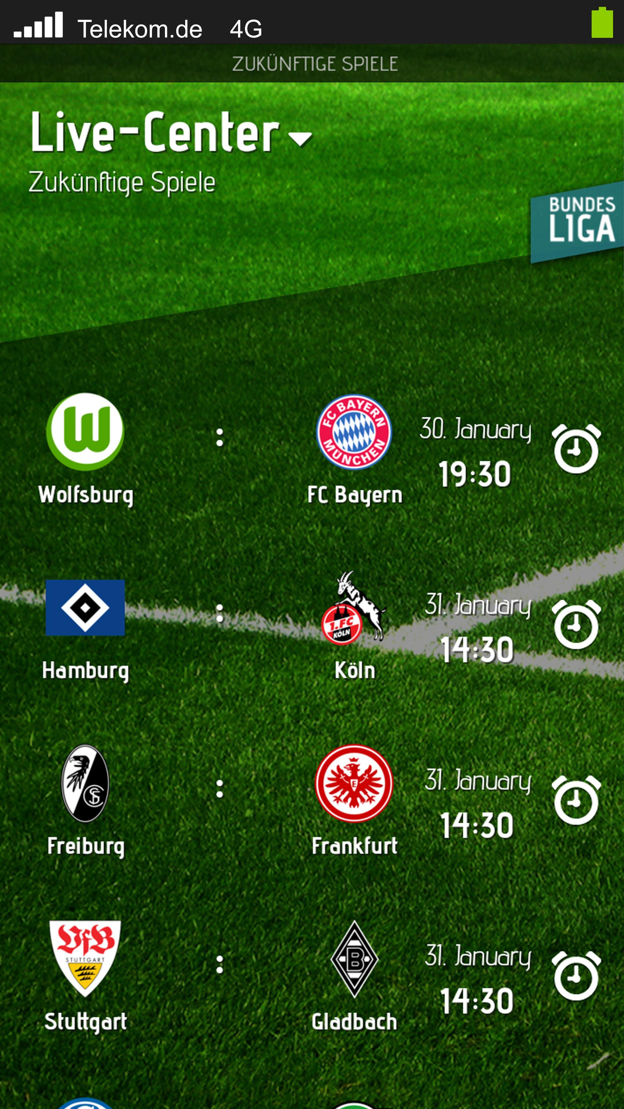 Herzrasen Fussball Live Ticker For Android Apk Download