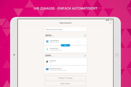 Magenta SmartHome screenshot 12