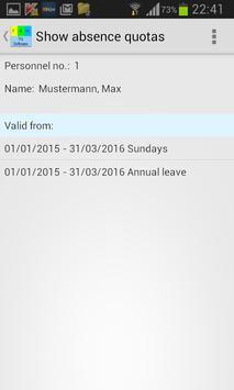 My shift schedule - team TRIAL screenshot 4