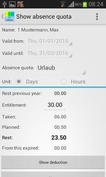 My shift schedule - team TRIAL screenshot 5
